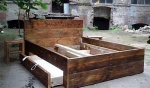 Holzmöbel Selber Bauen : bett selber bauen f r ein individuelles schlafzimmer design bedroom ~ Orissabook.com Haus und Dekorationen