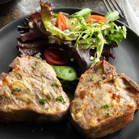 lamb chops air fryer horseradish via sauce cook recipes airfryer