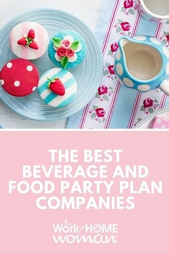 The Best Beverage and Food Party Plan Companies The