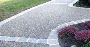 Allee asb beton rennes 35 for Dalle pour allee de garage