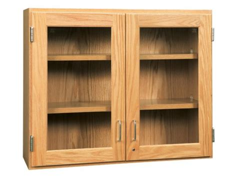 wall cabinet  glass doors dvr  lab cabinets