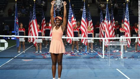 sloane stephens wins us open for major title cnn