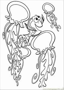 Jellyfish Coloring Pages - AZ Coloring Pages