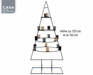 Weihnachtsbaum Metall Design : casa deco weihnachtsbaum aus metall im aldi s d angebot ab ~ Frokenaadalensverden.com Haus und Dekorationen
