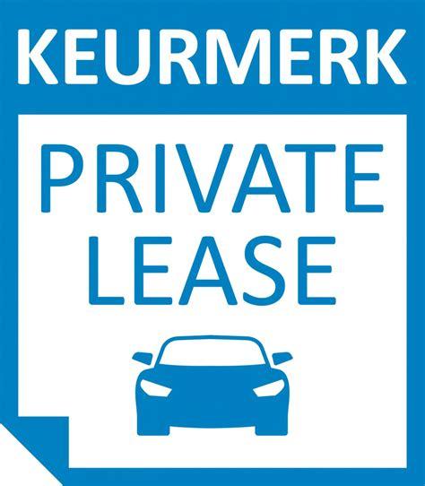keurmerk private lease herwers lease