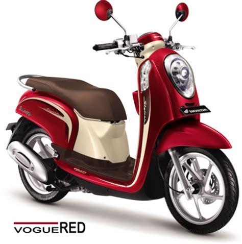 Harga Motor Scoopy 2016 by Honda Scoopy Esp 2016 Hadir Dengan Warna Baru Bintom