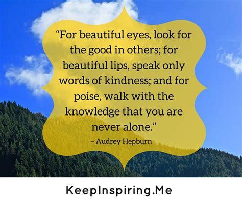 audrey hepburn quotes   inspire