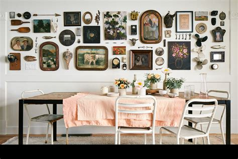 Decorating Ideas For The Walls by Gallery Wall Styles For Any Space Sunset Magazine