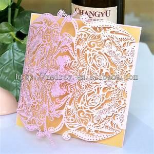 elegant laser cut invitations wholesale light purple With laser cut wedding invitations wholesale philippines