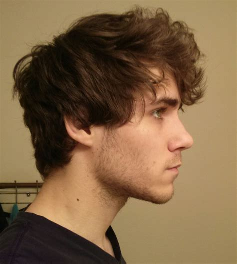 Hairstyles For Weak Jawline   Fade Haircut