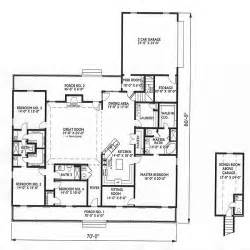 large kitchen floor plans big country 5746 4 bedrooms and 3 5 baths the house