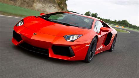 Vehículos Lamborghini Aventador Fondo De Pantalla
