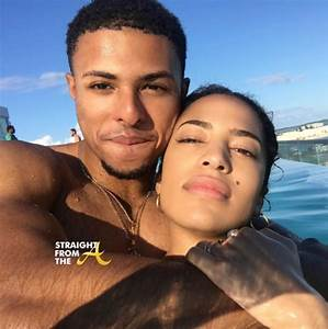 Off The Market: Diggy Simmons and Sydney Utendahl Make It ...