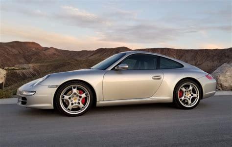 38k-mile 2006 Porsche 911 Carrera S Coupe 6-speed For Sale