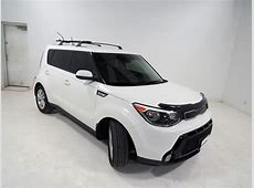 kia soul RhinoRack MountainTrail Rooftop Bike Carrier