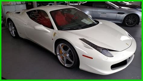 Champion motors international is excited to offer this 2017 ferrari 488 spider. Car brand auctioned:Ferrari 458 UNDER REMAINING 7 YEARS GENUINE SERVICE PROGRAM 2015 used 4.5 l ...