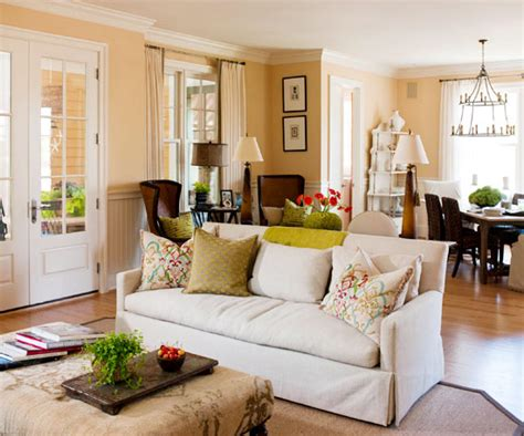 10 Tips For Styling Large Living Rooms {& Other Awkward