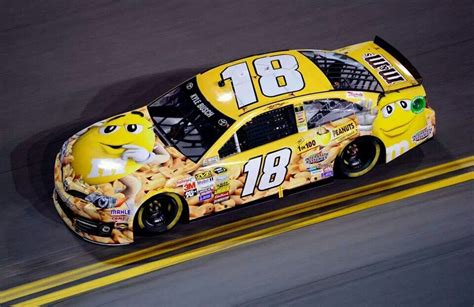 18 Car Nascar by Number 18 M M S Peanut Toyota Camry Nascar And Miss