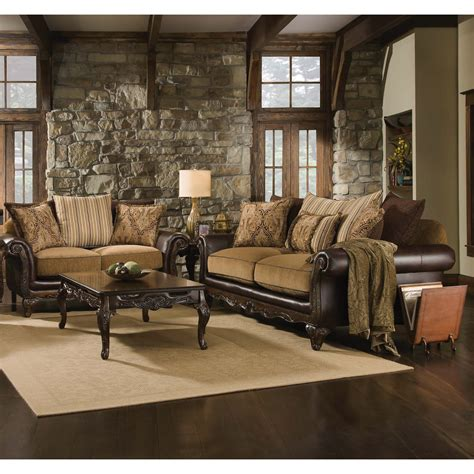 versailles living room sofa loveseat  conns
