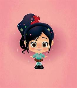 Vanellope von Schweetz | Flickr - Photo Sharing! | Cartoon ...
