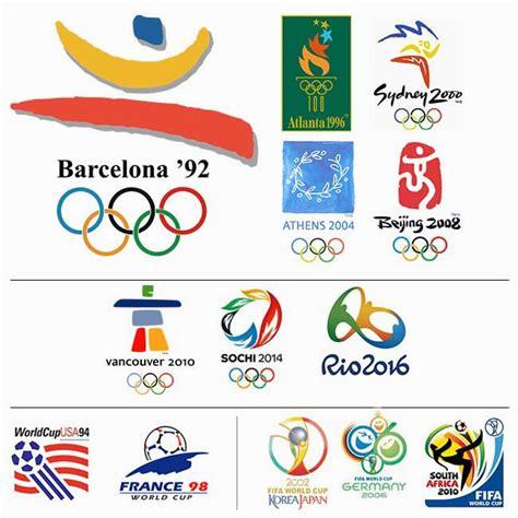 simbolos de los jjoo la evoluci 243 n gr 225 fica de las olimpiadas y mundiales mario
