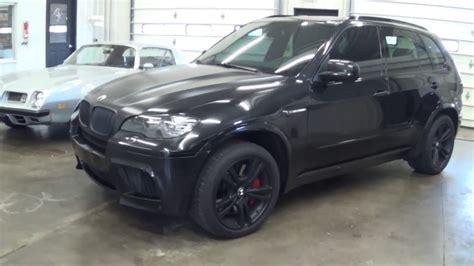 2011 Bmw X5 M by 2011 Bmw X5 M For Sale Black On Black Turbo