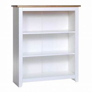 Capri Low Wide Bookcase Free Delivery Best Price Promise