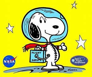 Snoopy Astronaut - Pics about space