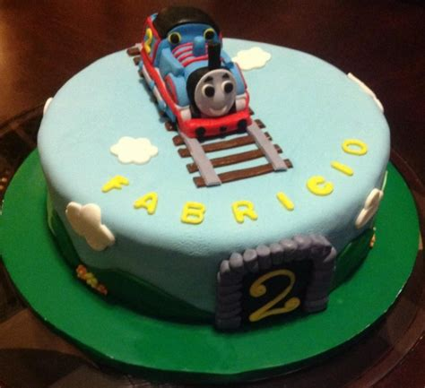 blue thomas  train cake topper picturespng  res p hd