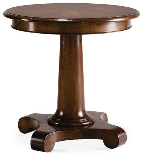 pedestal end table pedestal side table
