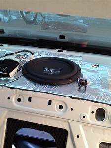2011 Infiniti G25x G37 Car Audio Build Rockford Fosgate 3sixty 3 Polk Audio Zed
