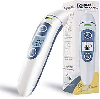 New Version Trustown Medical Forehead and Ear Thermometer ...