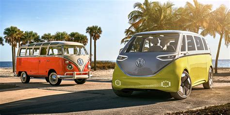 volkswagen buzz price was vw s i d buzz the reincarnation of its iconic