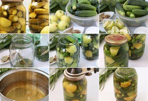 Ar āboliem marinēti gurķi bez sterilizēšanas - Laiki ...