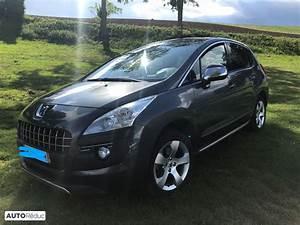 Carnet Entretien Peugeot 3008 2 0 Hdi : achat peugeot 3008 2 0 hdi 2009 d 39 occasion pas cher 7 500 ~ Maxctalentgroup.com Avis de Voitures