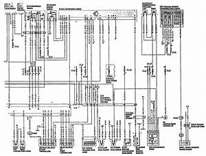 mercedes benz 500sl 1993 wiring diagrams interior With mb lighting wiring