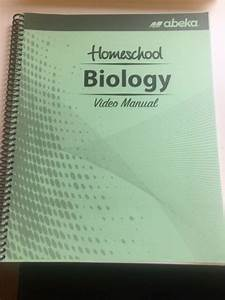 Abeka 10th Biology Video Manual - Daily Guide