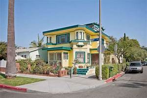 Most, Historic, House, In, Venice, Beach