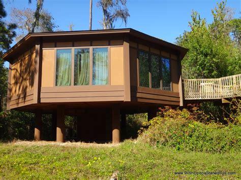 Treehouse Villas  St Louis Authorized Disney Vacation