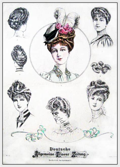 german belle epoque hairstyles