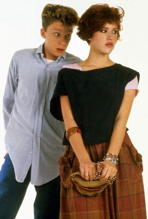molly ringwald character in sixteen candles style icon molly ringwald inspiration pinterest