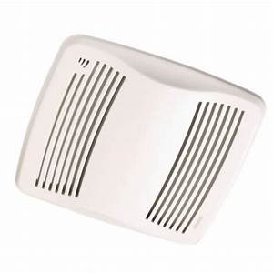 nutone qtx series very quiet 110 cfm ceiling humidity With moisture sensing bathroom fan