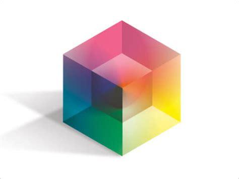 design a cube a showcase of depth in logo design