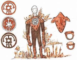 Brown Lantern Corps by vinmoawalt on DeviantArt