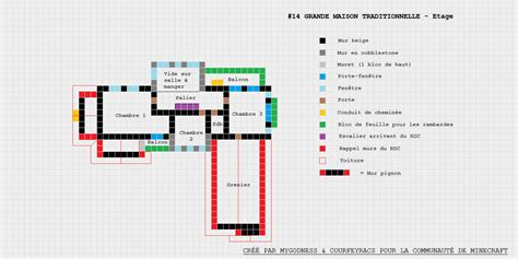 plan de maison moderne minecraft inspirations avec plan images minecraft tuto construction