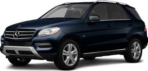 Велик телом, да мал делом. Used 2012 Mercedes-Benz M-Class ML 350 4MATIC Sport Utility 4D Prices   Kelley Blue Book