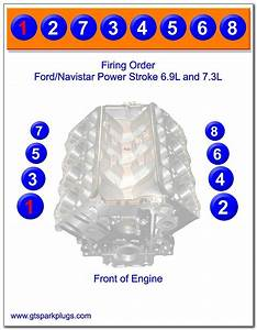 Ford 6 0 Powerstroke Firing Order