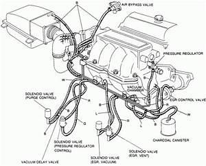 2002 Ford Escape Vacuum Hose Diagram