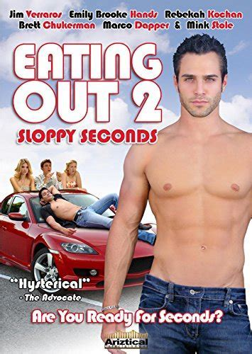 Amazon.com: Eating Out 2: Sloppy Seconds: Jim Verraros