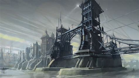 Dishonored Concept Art Dunwall Concept Art Inspiration